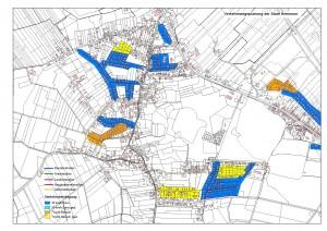 Ausschnitt Verkehrswegeplan 2008