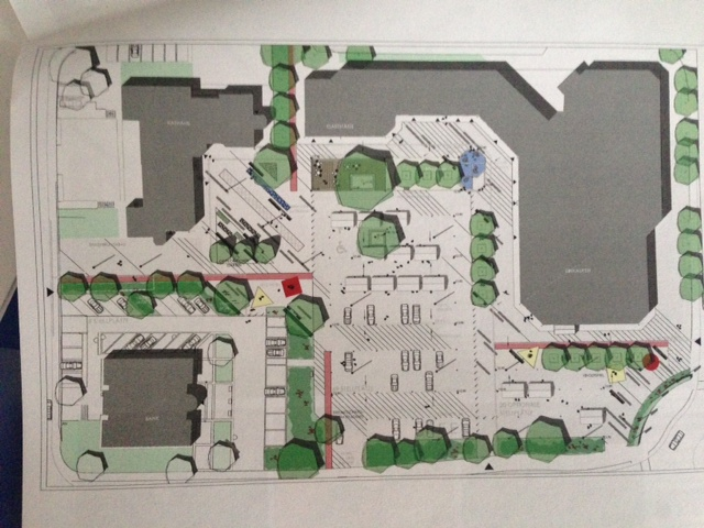 FotRathausplatzplanung